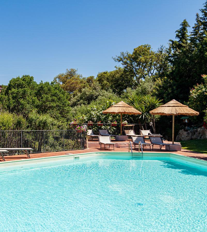 The Pool Hotel San Trano