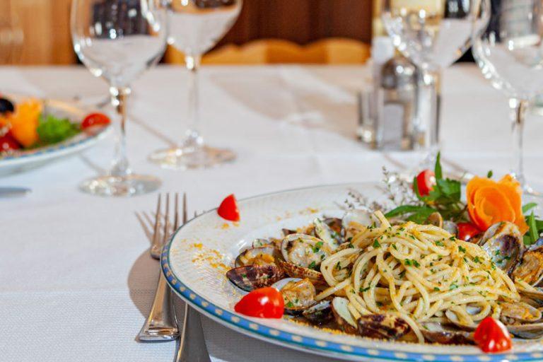 Das Restaurant Hotel San Trano
