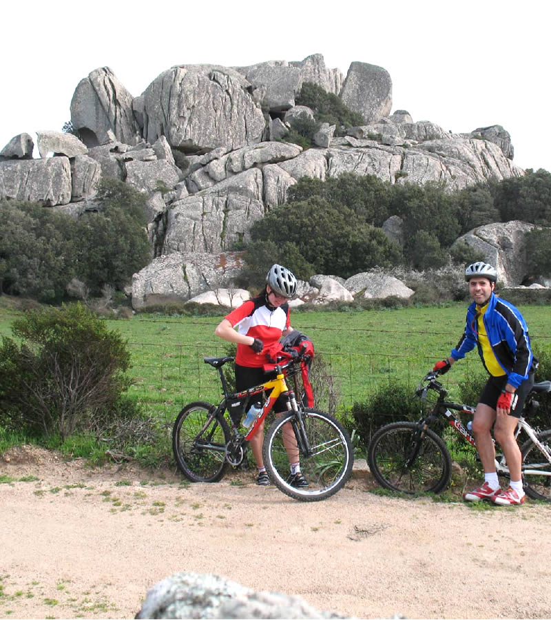 Bike Rental Hotel San Trano